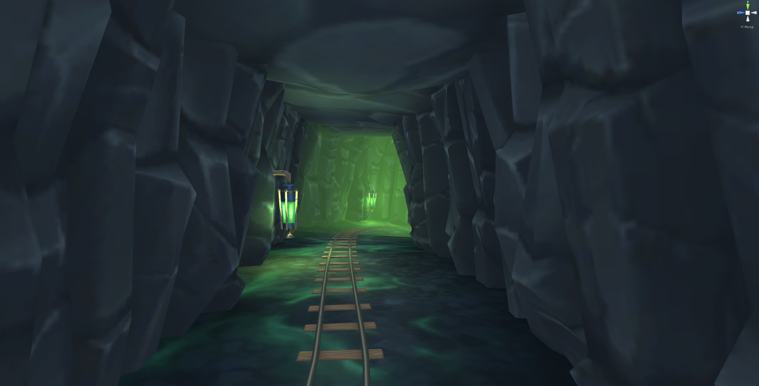 Isle-Tunnels-with-Lamps